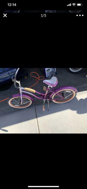 "2x 20"" girls bike plus 2 helmets and men's bike $140 take all 3 for Sale in Clovis, CA"