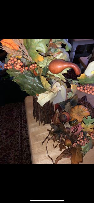 Fall home decor for Sale in Salinas, CA