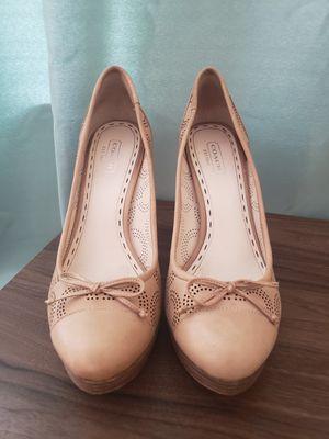 Coach heels! for Sale in Fort Lauderdale, FL