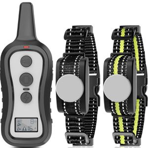 Brand New Pro Dog Training Collar with 2 Receivers, Shock Collars for Dogs with Remote, Dog Shock Collar with Beep Vibration Shock for Small Medium L for Sale in Hayward, CA