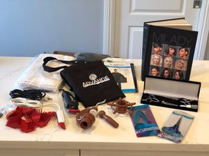 Beauty College Cosmotology Kit. Brand New. Complete Kit. Just Purchased and has never been used. Please see attached content list. for Sale in Dana Point, CA
