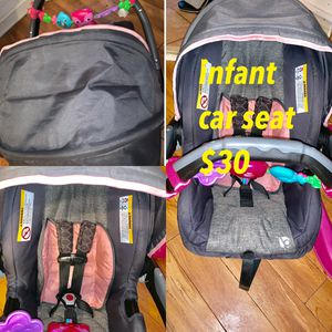 Infant Car seat & base for Sale in Columbia, SC