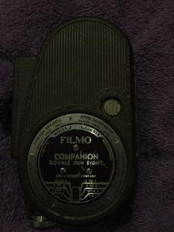 Filmo ww2 era camera w film inside for Sale in Thornton,  CO