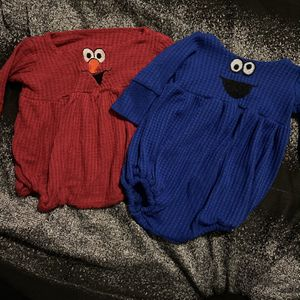 9-12 Month Baby Girl Romper $25 For Both for Sale in Oroville, CA
