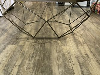Octagon glass table for Sale in San Diego,  CA