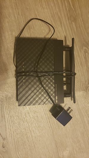 Asus router rt-n12 for Sale in Mahwah, NJ