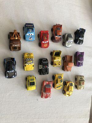Disney Pixar mini metal cars. for Sale in Mason, OH