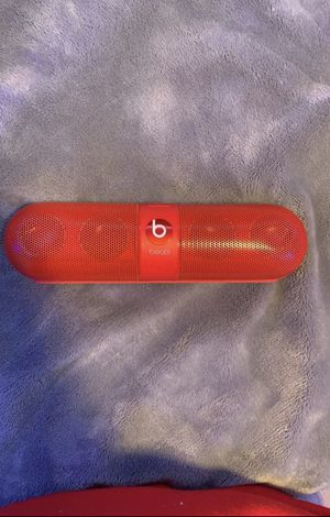 beats pill bluetooth speaker for Sale in Pasco, WA