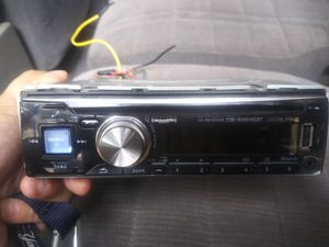 Alpine car radio for Sale in Tampa, FL