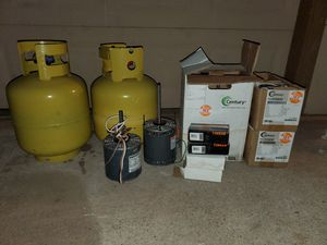Recovery tank and blower motor all for $200 for Sale in Phoenix, AZ