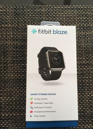 Fitbit Blaze used in great condition for Sale in Anaheim, CA