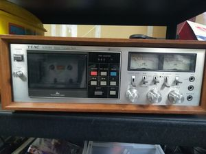 Old cassette player for Sale in Modesto, CA