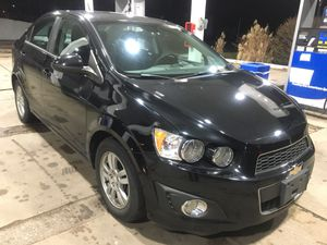 2012 CHEVROLET SONIC LT. 112K.MILES. GOOD CAR FOR LESS. PRICED TO SELL TODAY for Sale in Lockport, IL