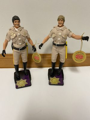 CHiPs Exclusive Premiere Ponch and Jon for Sale in Olathe, KS