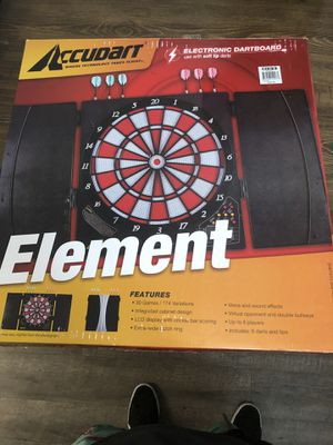 Element electronic dartboard for Sale in Garden Grove, CA