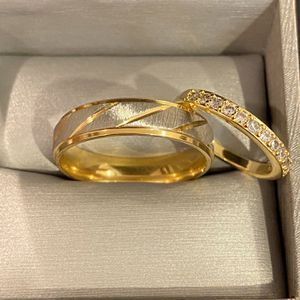18K Gold Plated Ring Set—Code BG001 for Sale in Miami, FL