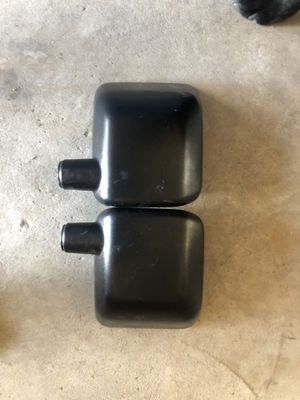 Jeep Wrangler Side Mirror Covers OEM for Sale in Las Vegas, NV