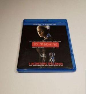 Ex Machina Blu-ray for Sale in Chula Vista, CA