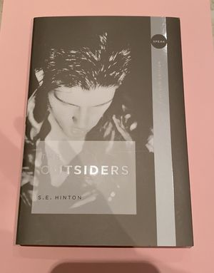 The Outsiders book for Sale in Houston, TX