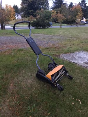 Fishers Push Mower for Sale in Seattle, WA