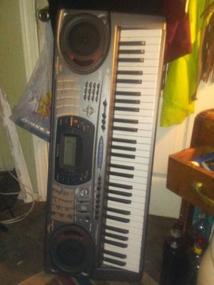Radio Shack musical keyboard model # MD-1121 for Sale in Sheridan, OR