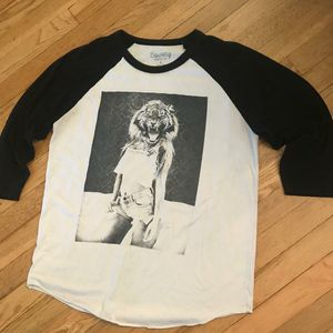W-L* Bowery tiger head baseball tee for Sale in Spokane, WA