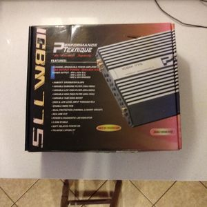 4 Channel Bridgeable Power Amplifier for Sale in Kyle, TX