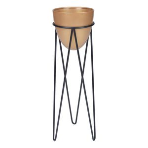 Metal Plant Stand with Hairpin Legs For Indoor/Outdoor Garden Design for Sale in Addison, TX