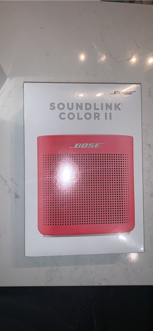 Bose Soundlink Color 2 for Sale in Kansas City, MO