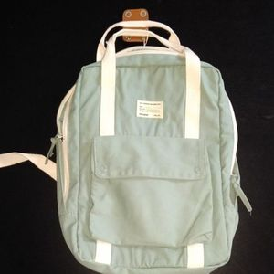 Pull&Bear Green Backpack for Sale in New York, NY