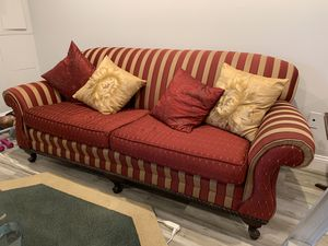 Beautiful Formal Couch for Sale in Falls Church, VA