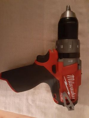 Milwaukee fuel m12 hammer drill/driver for Sale in Lutz, FL