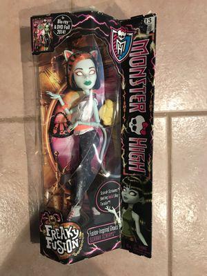Monster High Doll Freaky Fusion for Sale in Arlington, VA