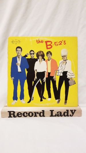 The B52's vinyl record new wave/ dance- rock for Sale in San Diego, CA