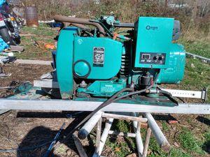 Oran generator 4000 Watt 34 .3 kilohertz 1800 RPMs runs perfect pulled out of an RV for Sale in Hendersonville, NC