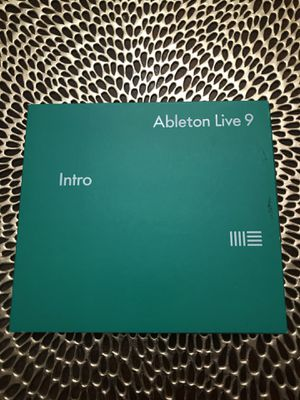 Ableton Live Intro Software for Sale in University Place, WA