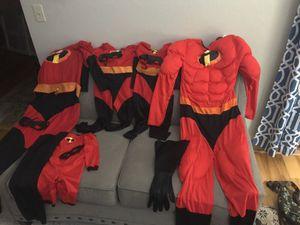Incredibles Halloweeen Costumes for Sale in Battle Creek, MI
