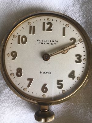 Antique Waltham Clock for Sale in Suwanee, GA