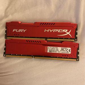 Hyperx Fury 16 Gig for Sale in Glendale, AZ