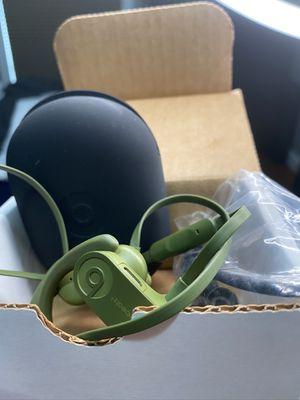Beats by Dre Powerbeats 3 Wireless - Neighborhood Collection Turf Green for Sale in Baldwin, NY
