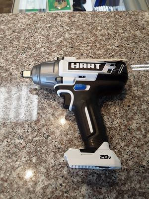 "Hart 20v 1/2"" Impact Wrench for Sale in Eastlake, OH"