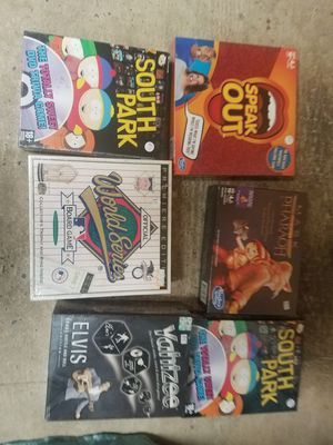 Board games for Sale in Lindenwold, NJ