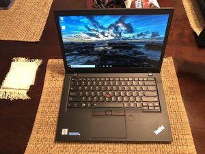 Lenovo T460s Core i5-6300U 2.40 GHz 12GB Ram 256GB SSD / Warranty for Sale in Seattle, WA
