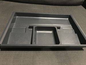 gray plastic tray insert logisk 18929 for ikea galant filing cabinet for Sale in Hawthorne, CA