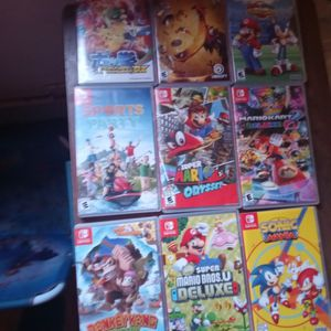 Nintendo Switch Bundle Package for Sale in Miami, FL