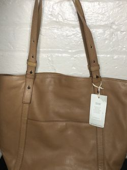 Lucky Brand Odea Leather Tote Shoulder Bag for Sale in Arlington,  VA