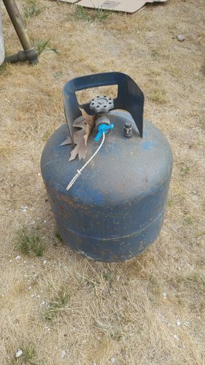 Propane tank for Sale in Tacoma, WA