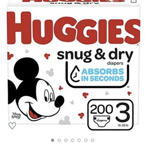Huggies Medida 3 for Sale in Bloomington, CA