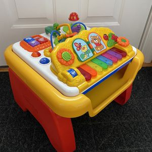 Chicco Music 'N Play Activity Table for Sale in Marlborough, CT