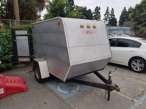 Trailer with Auto Detail Equipment for Sale in Los Angeles, CA